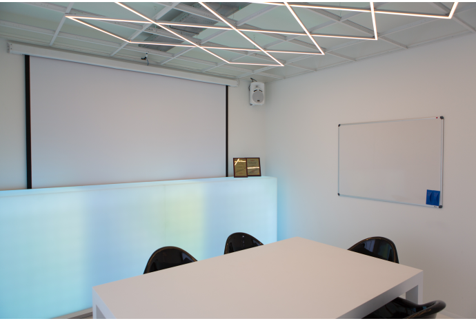 LED at office InventDesign